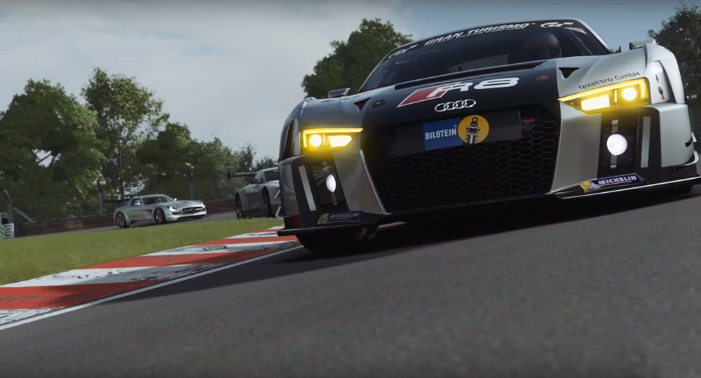 E3 2017: Gran Turismo Sport's VR Mode Only Supports One-On-One Races