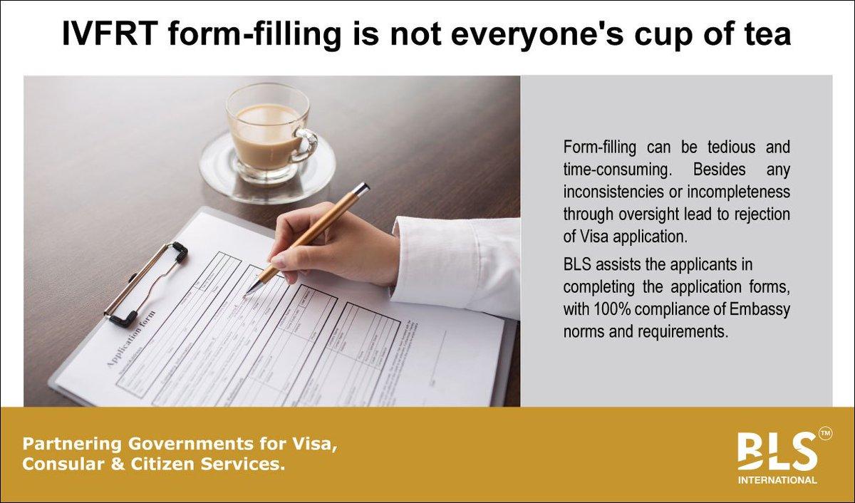 bls international order form