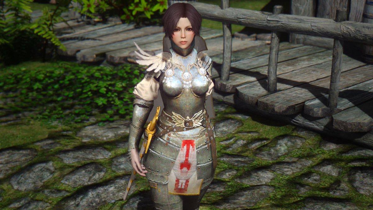 Skyrim Bdo Armor Mod