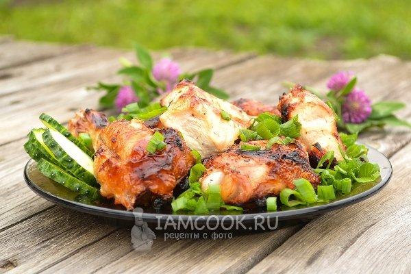 Рецепт курицы с