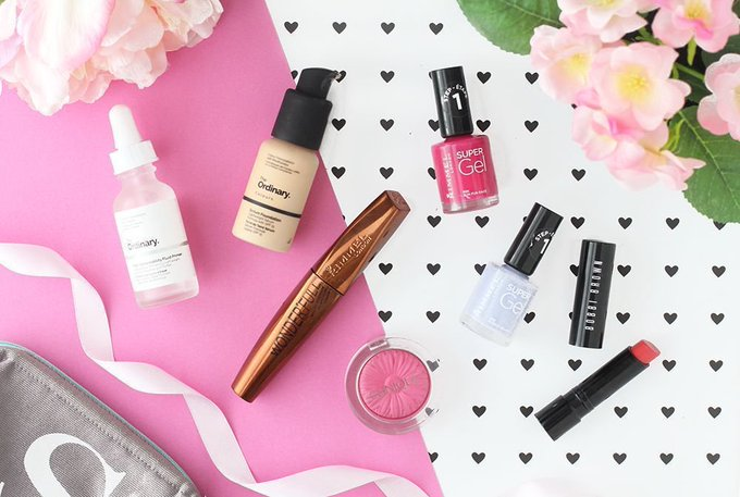 What's In My June Makeup Bag