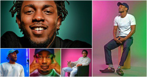 Happy Birthday to Kendrick Lamar (born June 17, 1987)