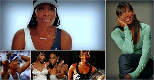 Happy Birthday to Venus Williams (born June 17, 1980)