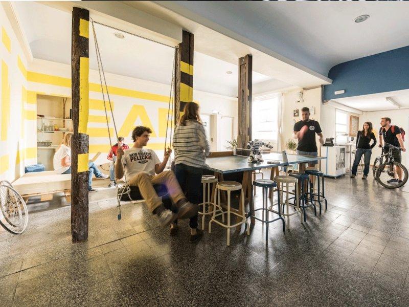 Teamlabs SparkUp. Campus urbano de #innovación y #emprendimiento @Emprendedores #negocios #empresas  http:// ow.ly/2F3U30ckjmc  &nbsp;  <br>http://pic.twitter.com/8c0kFKlasp