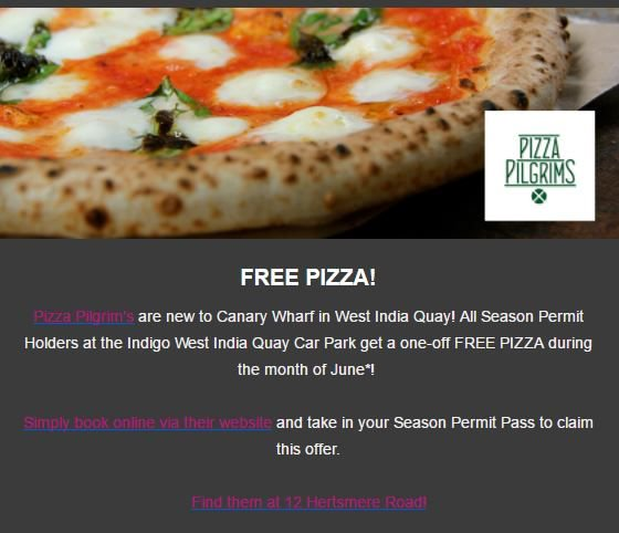 My Saba Uk On Twitter This June Free Pizza At