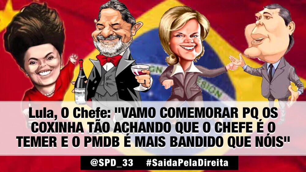 """Resultado de imagem para DORIA SOBRE LULA: """"O MAIOR SEM-VERGONHA DO BRASIL""""\: Charges"""
