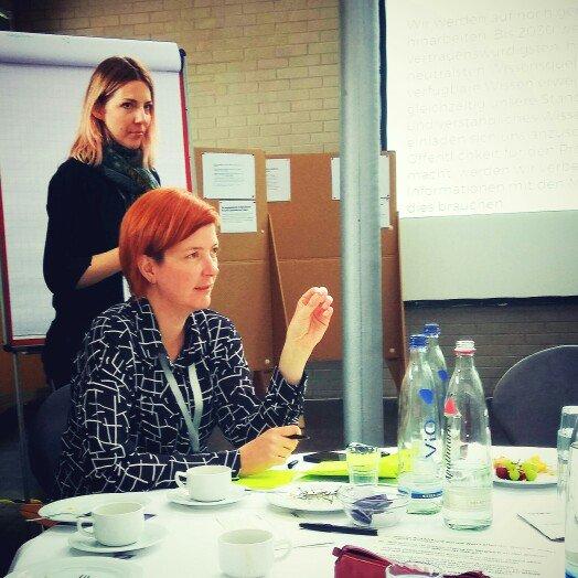 Movement-Strategie-Workshop mit @antischokke und @annalena auf der #WMDEMV https://t.co/T7CFOBpaDM