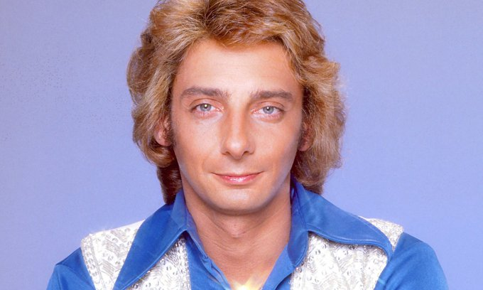 Big  to Barry Manilow, today in 1946! Have a day!