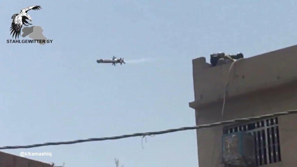 """العراق يملك صواريخ """" جافلين """" المضاده للدروع !!! DChG_5FWAAE4947"""