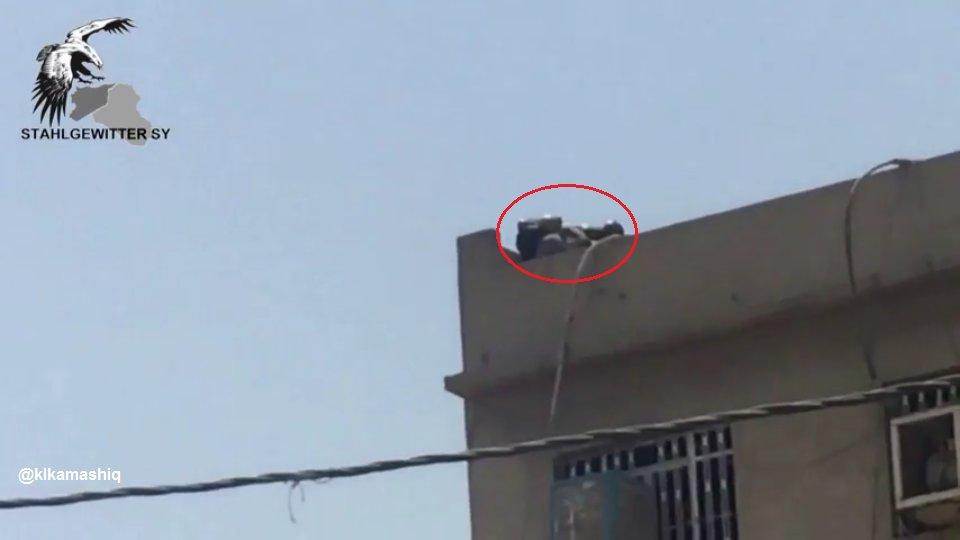 """العراق يملك صواريخ """" جافلين """" المضاده للدروع !!! DChHCI7W0AEVuFf"""