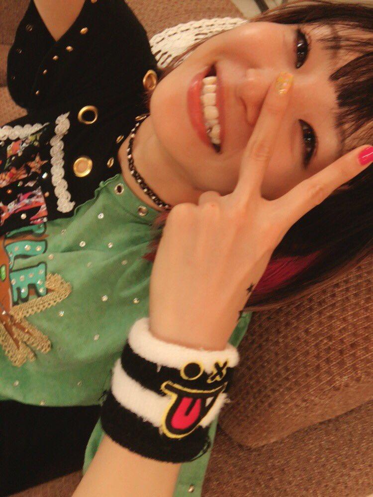 LiTTLE DEViL PARADEアリーナツアー初日、神戸ワールド記念ホール。ちょーーー最高だった!でらありがとうございましたぁぁーーーっ!!来週はさいたまスーパーアリーナ2days!よろしくねっ! #LDPツアー