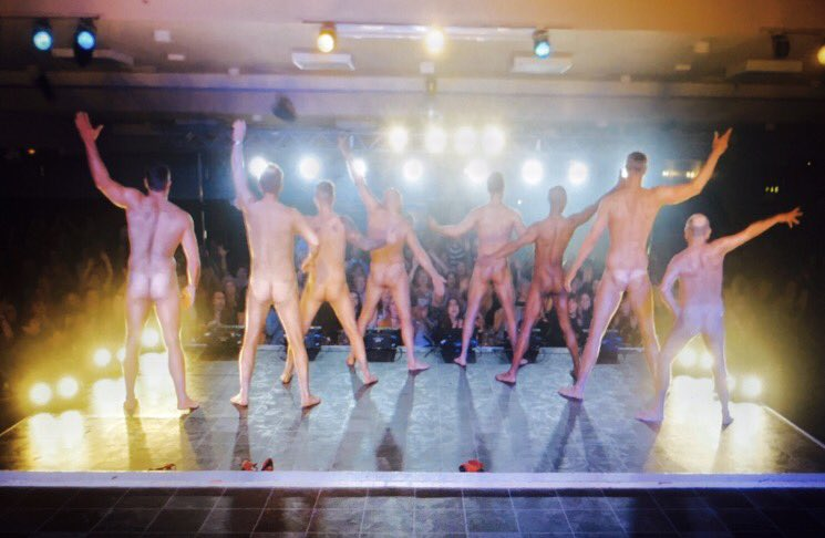 Still can't believe I done this 🙈😂 great cause thou... glad I done it... #prostatecanceruk #Therealfullmonty https://t.co/IFtQI8TKqn