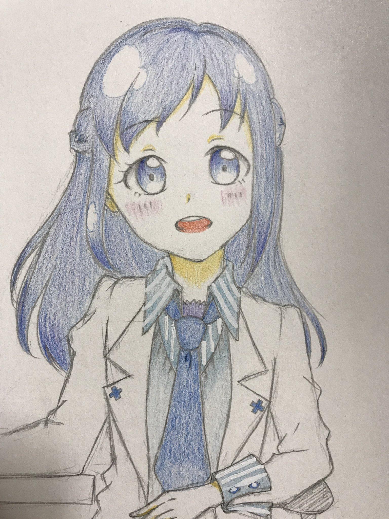 まゆ (@09mayu30)さんのイラスト