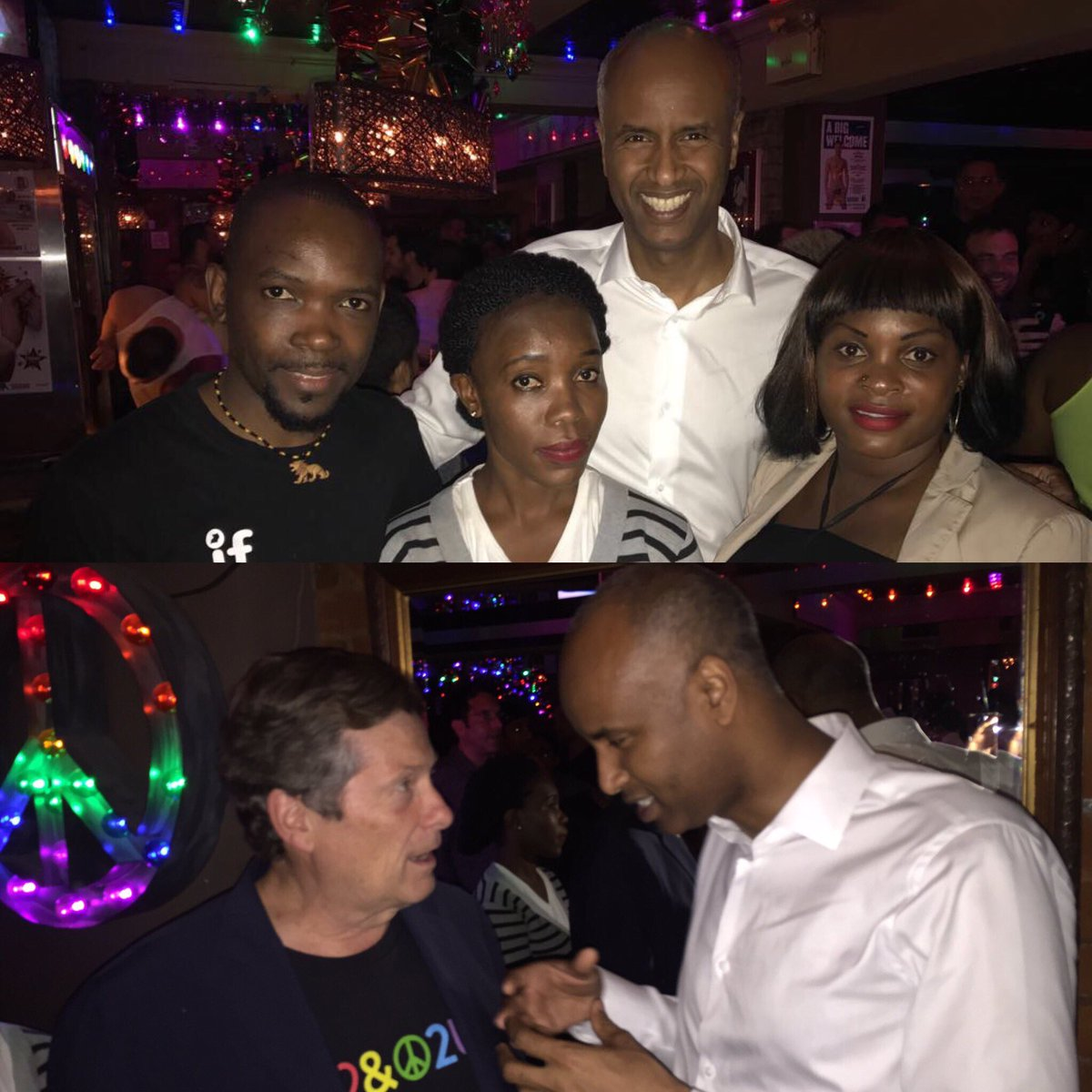 Enjoyed Pride Pub night at #Woody&#39;s. Mayor @JohnTory knows how to throw parties. #LoveisLove <br>http://pic.twitter.com/StAVRTrvtw