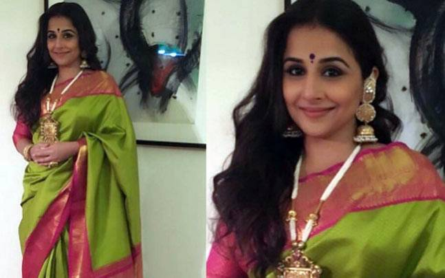 Vidya Balans looks for Begum Jaans promotions are making us want to change our wardrobe