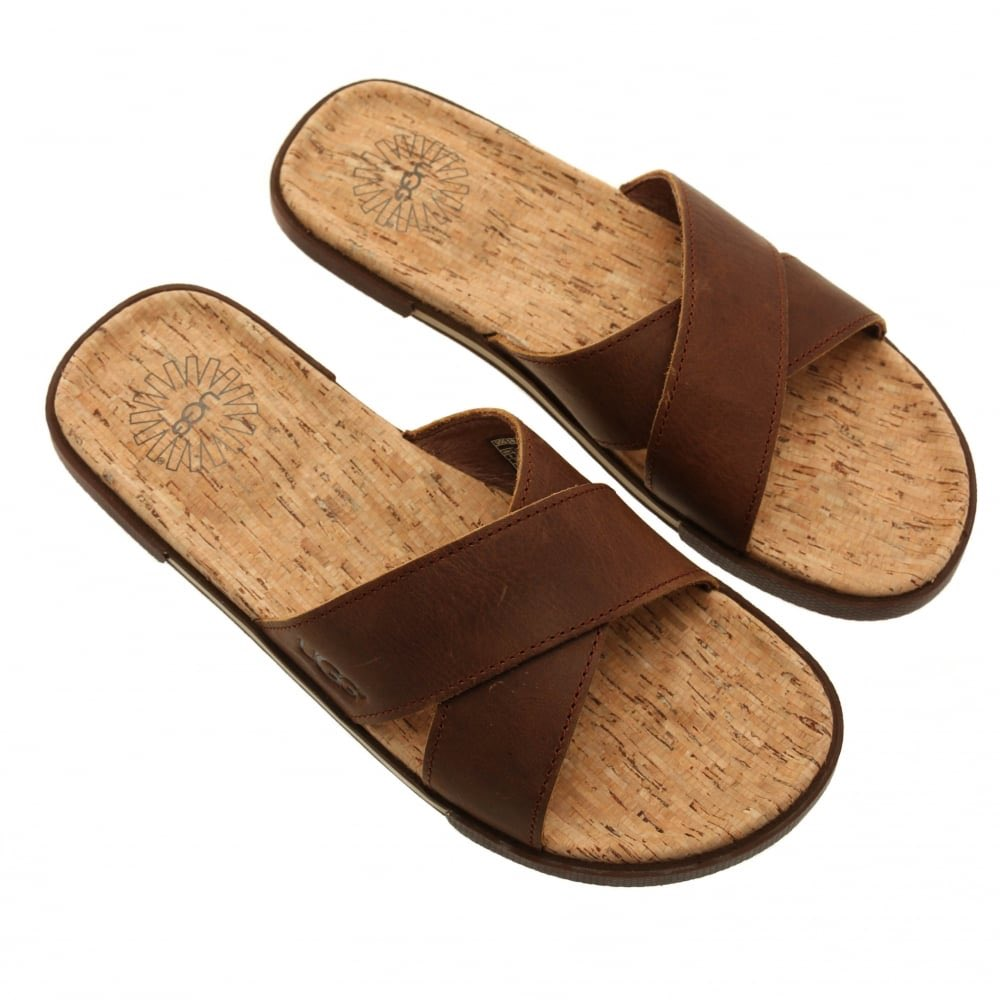 Tinfish Shoes On Twitter Men S Ugg Ithan Sandals In Brown Leather 55 Summer Independent Stoneygates Online Leicester Mens