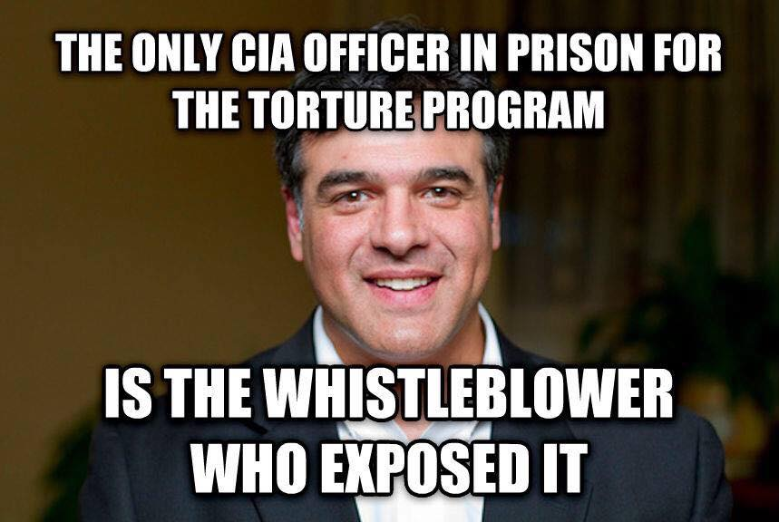 cia whistleblower punished for exposing torture