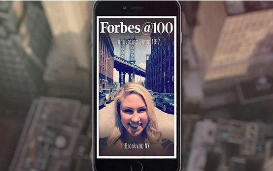 .@Forbes Marks 100th Birthday with @Snapchat  #Geofilter Campaign.   http:// bit.ly/2rnSYad  &nbsp;  <br>http://pic.twitter.com/JDt5v3jkI7