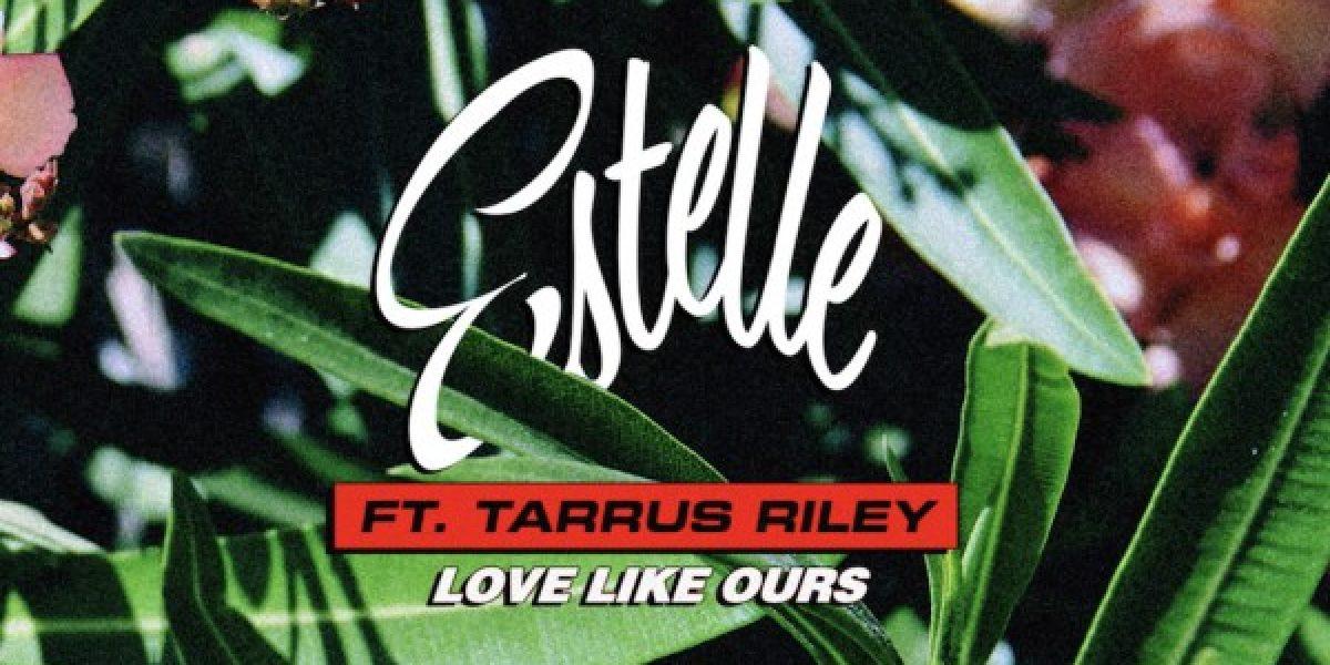 RT @uniqueradio: #FeaturePlay @EstelleDarlings Ft. @tarrusrileyja - Love Like Ours https://t.co/pZxr1KeSoe #LISTEN https://t.co/smU6nFYpw1