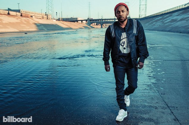 Happy birthday to one with some cold bars.. Kendrick Lamar