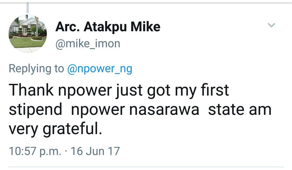 Npower June Salary