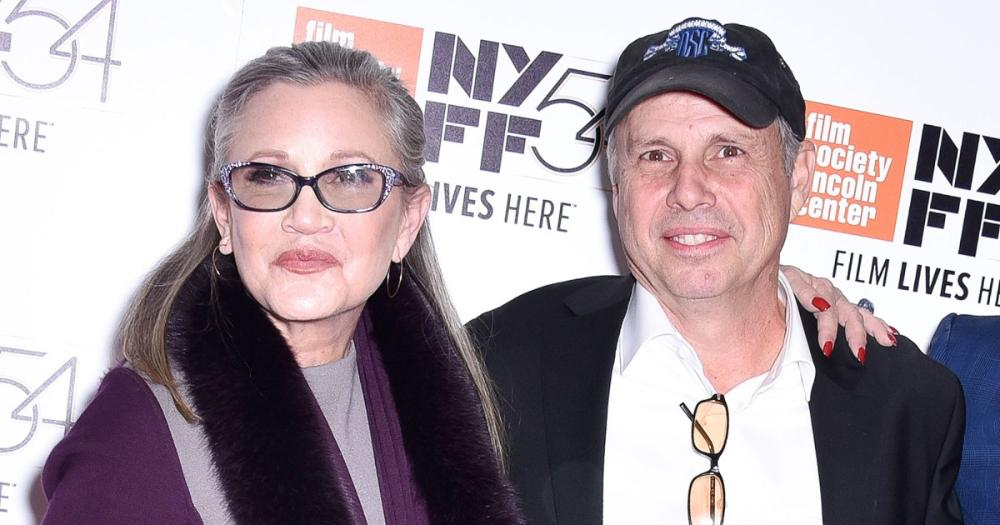 #Carrie #Fisher's Brother #Todd Says He's 'Not Shocked' By Her Cause of Death  http:// bit.ly/2scfg2e  &nbsp;  <br>http://pic.twitter.com/9xXiNChxPM
