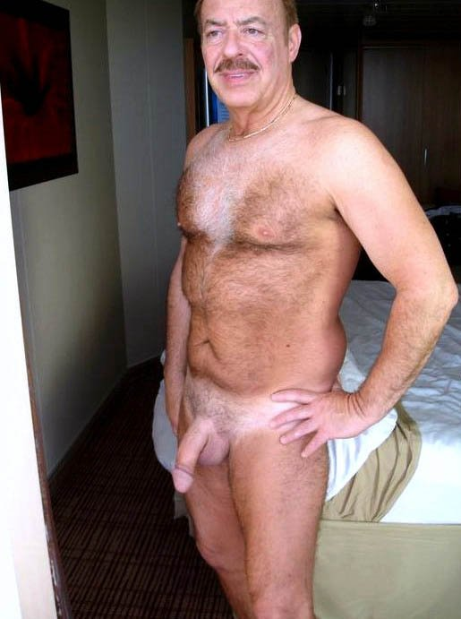 Fette alte schwule Männer nackt