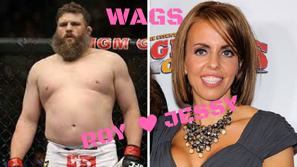 How well does @roynelsonmma know his wife? I put him to the test in the latest #WAG Diaries. https://t.co/rjTBTnucKD https://t.co/hebBsybe9m