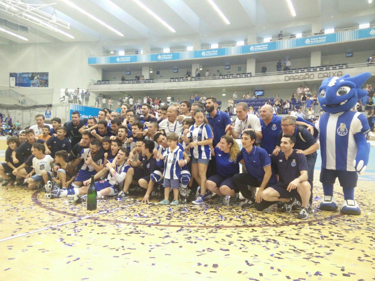 #FCPorto Campeão Nacional