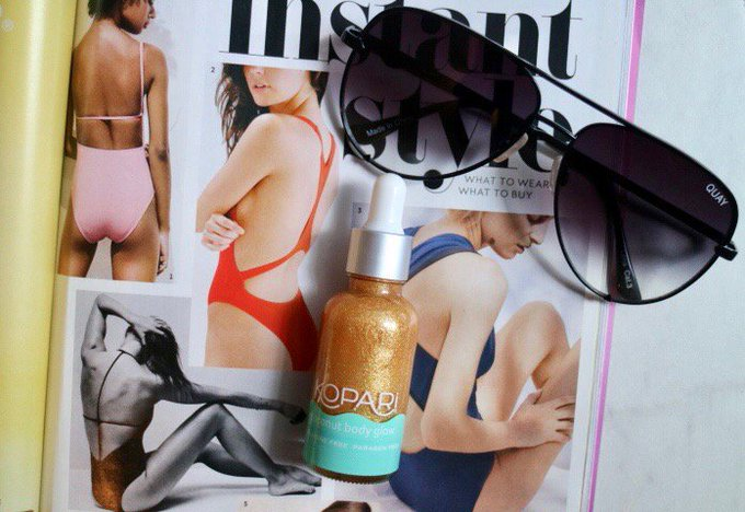 Summer Must Have: Kopari Body Glow