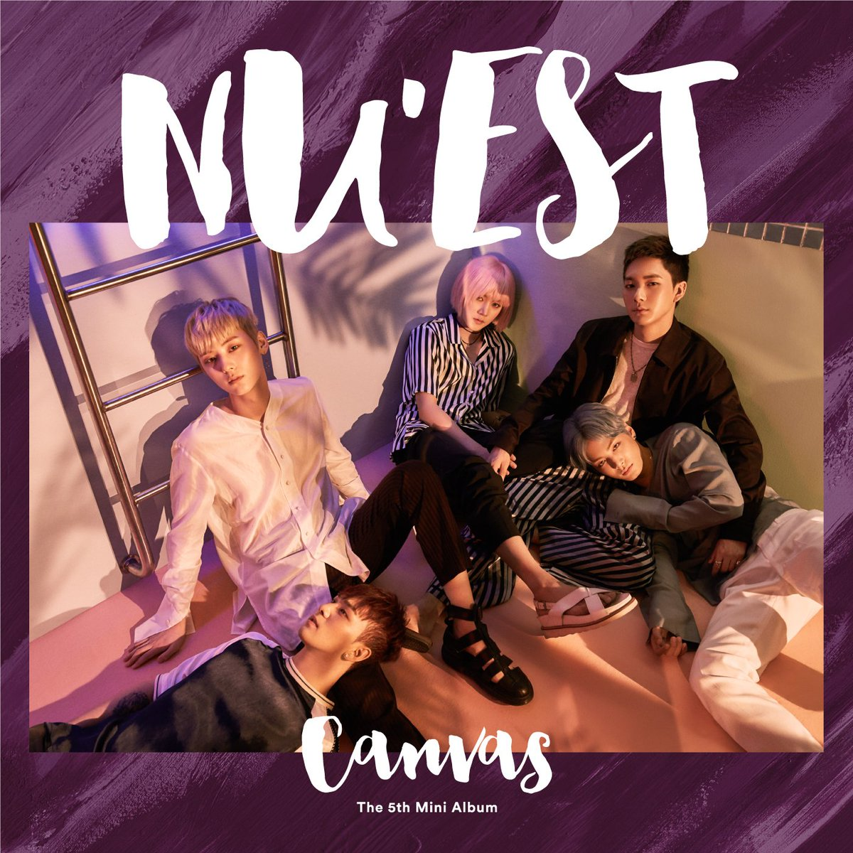 Image result for nuest canvas album
