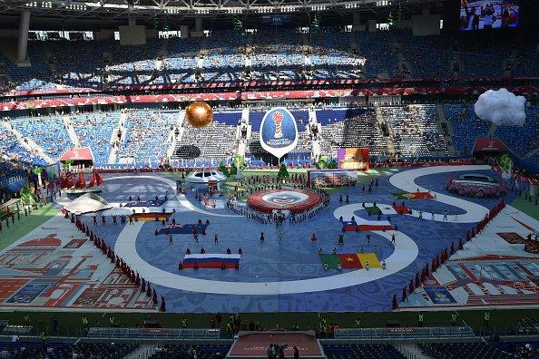 Rusia gana 1-0 a Nueva Zelanda en la Confederaciones