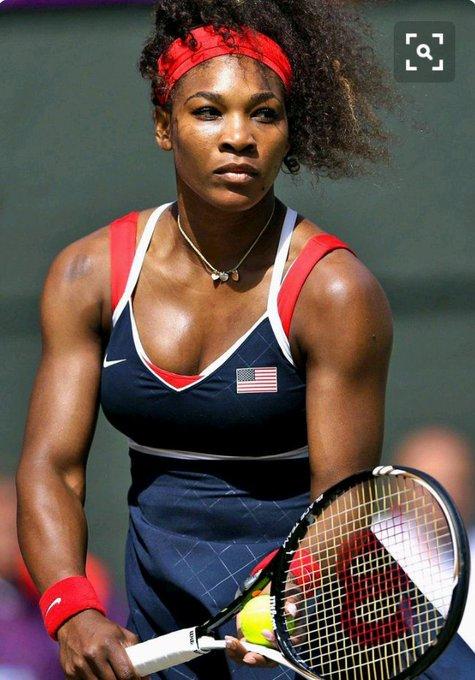 Happy birthday to Venus Williams too!!