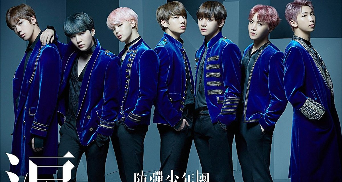 #BTS is certified Platinum by the Recording Industry Association of Japan https://t.co/JCyX5anHUB