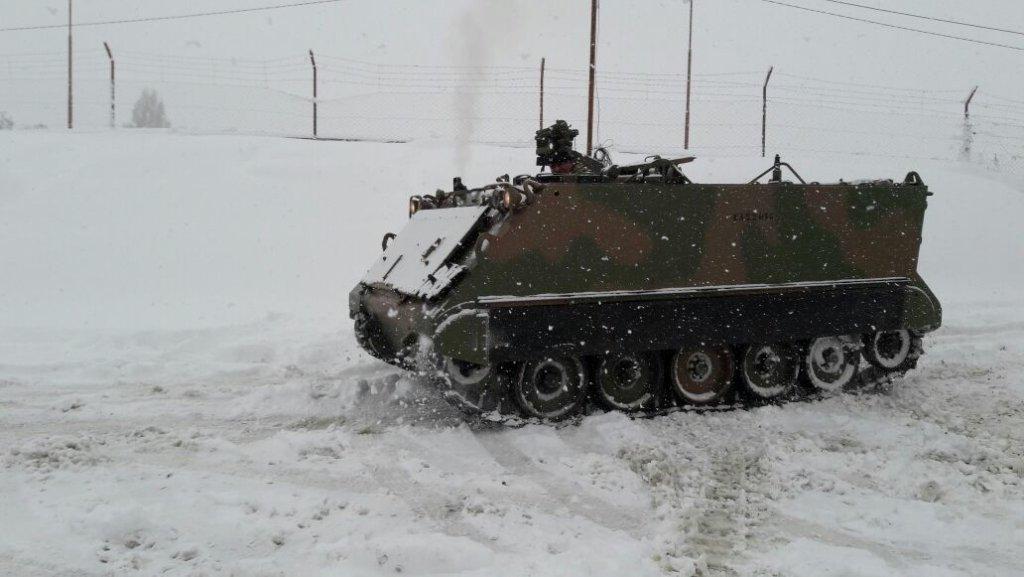La Patagonia en emergencia por fuertes nevadas