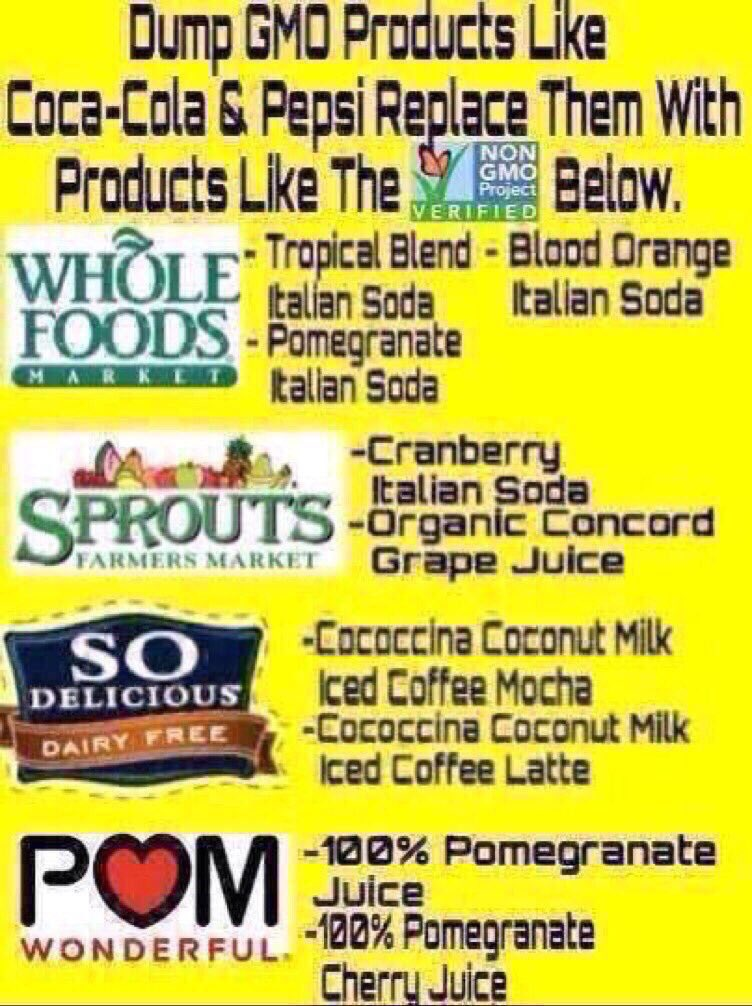 PRODUCT WARNING #CocaCola is selling unlabeled GMOs ! BOYCOTT all Coca~Cola products 4 blocking GMO labeling laws! @TheGOPJesus @rosevine3<br>http://pic.twitter.com/OlYfubfslc