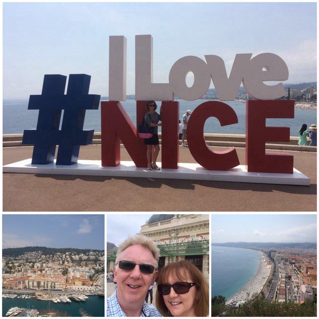 Nice seems an understatement!  #ILoveNice #CotedAzurFrance #FrenchRiviera<br>http://pic.twitter.com/AsgJNiv7cu