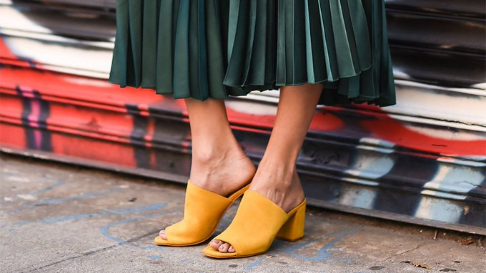 21 Reasons the Mule Shoes Trend Isn't Going Away Any TimeSoon