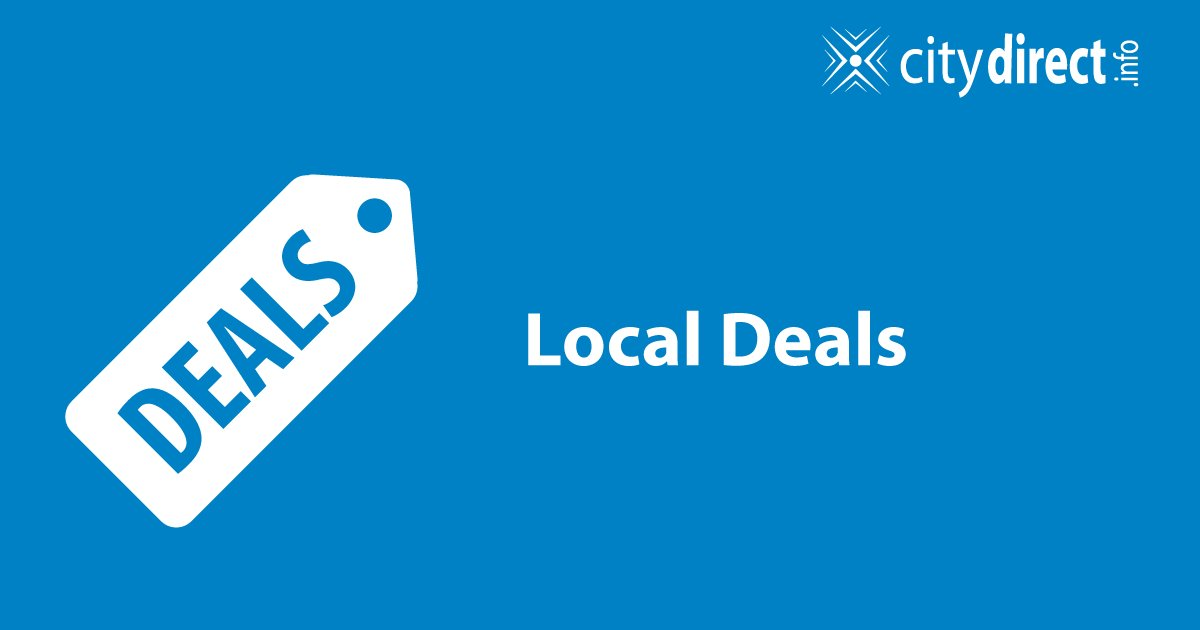 Get a #deal.  Get it #locally.  Check out the best #deals in #Moore, #Oklahoma.  http:// bit.ly/2sE8PGx  &nbsp;  <br>http://pic.twitter.com/PepEA800cH