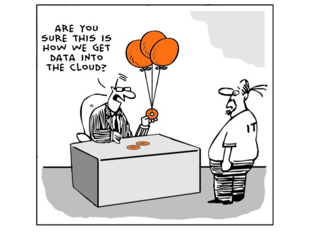 What My Father Taught Me About Cloud Computing — Virtualization Review