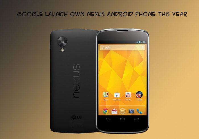 Google to Launch a Own Nexus Android Phone by Christmas 2016...