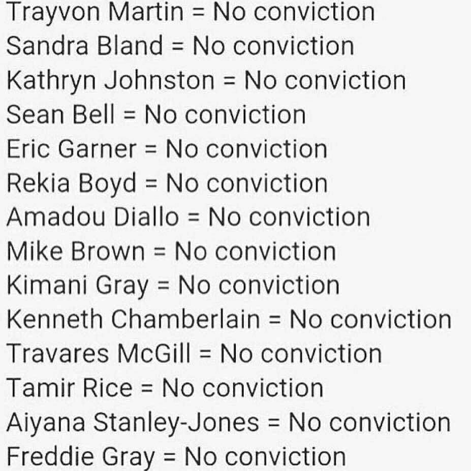#blacklivesmatter No Justice No Peace https://t.co/fx2I0cbo9K
