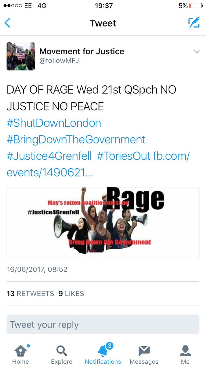 For those suggesting that the #Grenfell tragedy isn't being misused or put to nakedly partisan political ends... https://t.co/IThN06YFcO