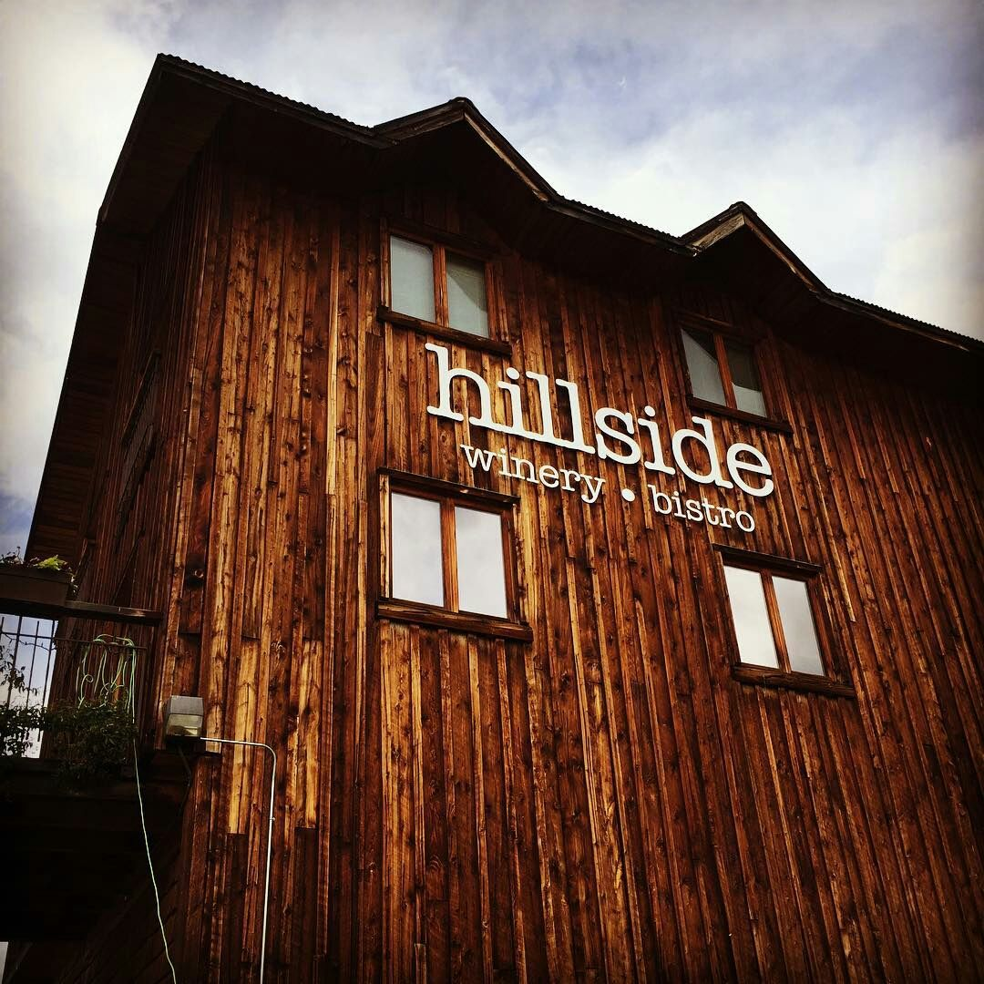 "Reposting @herbcarruthers:  ... ""Hillside Winery #winery #winetasting #uncorkedokanagan  #weatheredwood #winetour  #wine""pic.twitter.com/mWYqxZpSWn"