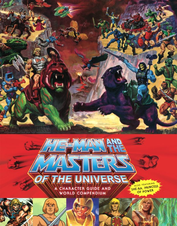 #HeMan &amp; #MOTU character guide from @DarkHorseComics the top selling direct market book of May 2017! Find out more:  http:// bit.ly/2sKsrIU  &nbsp;  <br>http://pic.twitter.com/4lpAtZxQ8K