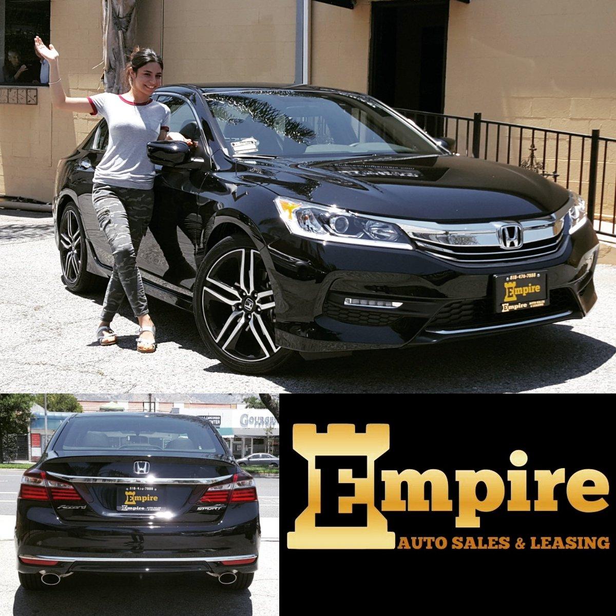 Empire Auto Sales >> Empire Auto Sales On Twitter Congratulations Klansi On