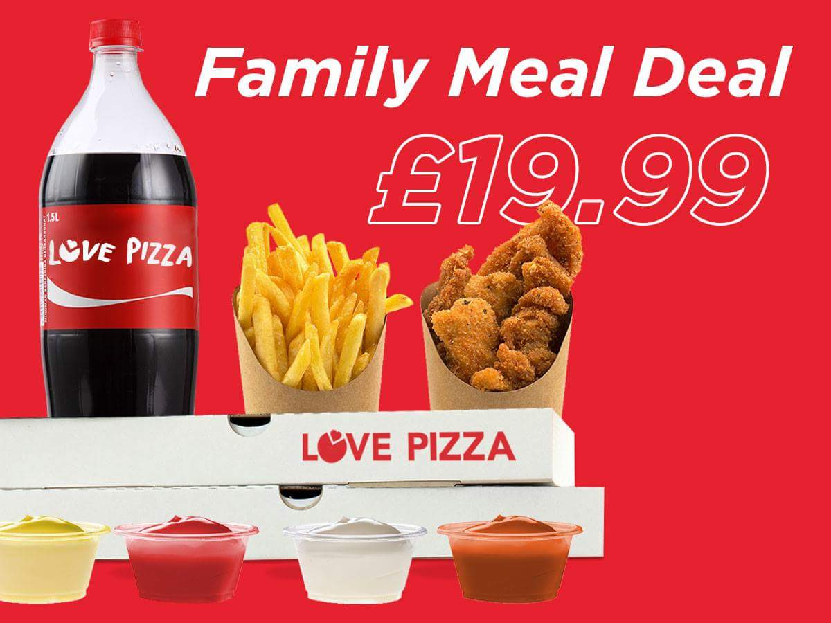 Love Pizza Belfast On Twitter The Perfect Meal Deal To Be