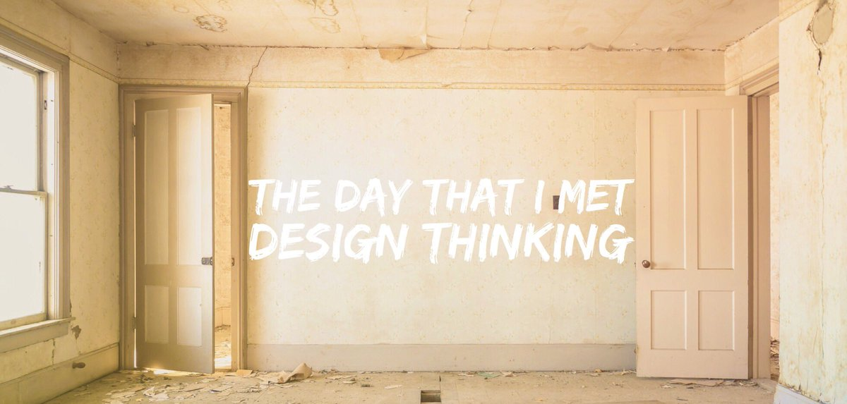 The day that I met #DesignThinking it all began to change |#Opportunity #work #life #future #ilusion <br>http://pic.twitter.com/nDuT6gTzOV