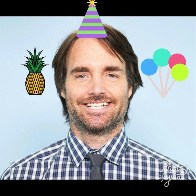 Happy Birthday Will Forte!