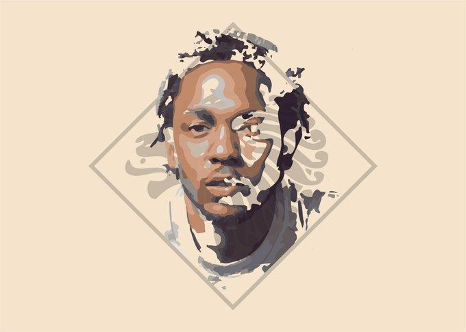 In tribute to the man himself: Kendrick Lamar Ducksworth. Happy 30th birthday G.
